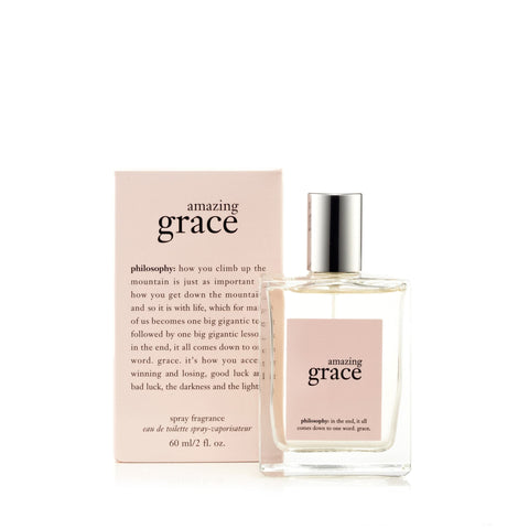 Philosophy Amazing Grace Eau de Toilette Womens Spray 2 oz.