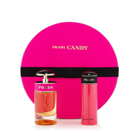 Candy Gift Set for Women by Prada 1.7 oz.