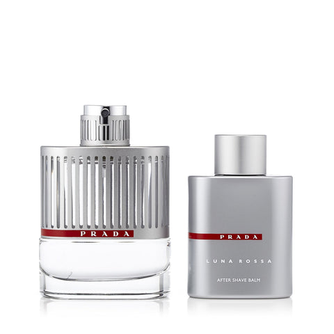 Luna Rossa Gift Set for Men by Prada 3.4 oz.