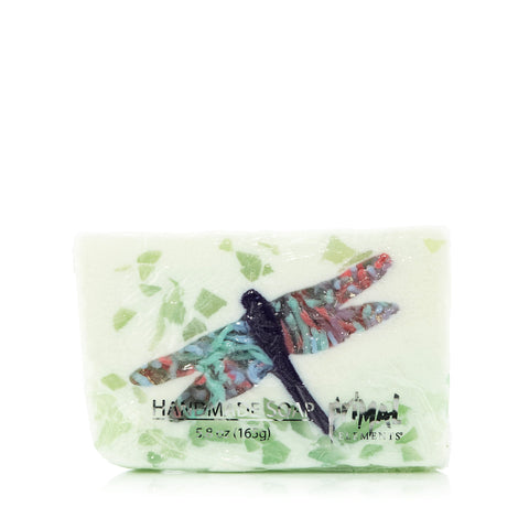 Dragonfly Hand Made Soap by Primal Elements 5.8 oz.