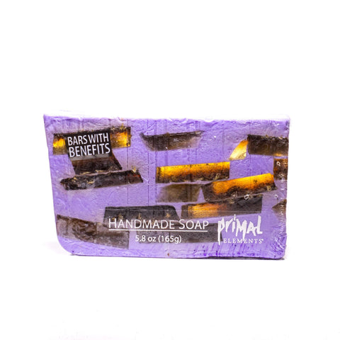 Lavender Hand Made Soap by Primal Elementsimage