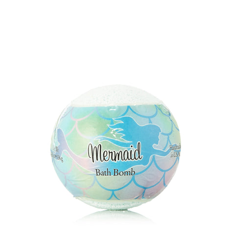 Mermaid Hand Made Bath Bomb by Primal Elements