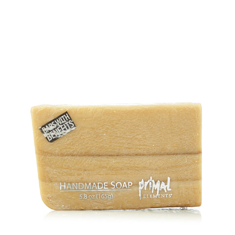 Rhassoul Clay Hand Made Soap by Primal Elements 5.8 oz.