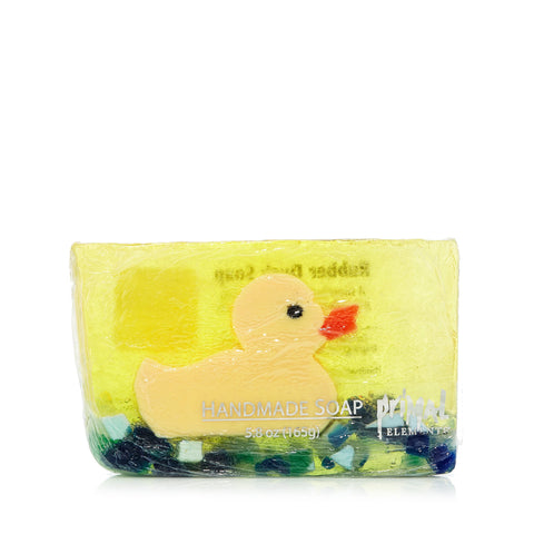 Rubber Duck Hand Made Soap by Primal Elements 5.8 oz.