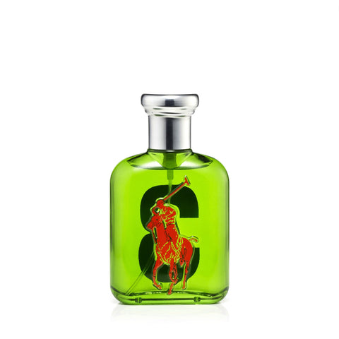 Ralph Lauren Big Pony Green 3 Eau de Toilette Mens Spray 2.5 oz.