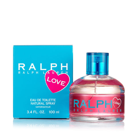 Ralph Love Eau de Toilette Spray for Women by Ralph Lauren 3.4 oz.