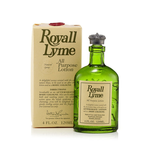 Royall Lyme Cologne for Men by Royall Fragrances 4.0 oz.