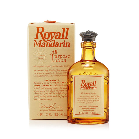 Royall Mandarin Cologne for Men by Royall Fragrances 4.0 oz.