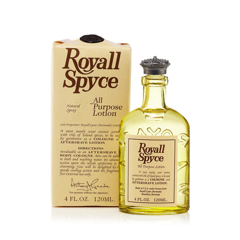 Royall Spyce Cologne for Men by Royall Fragrances 4.0 oz.