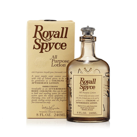 Royall Spyce Cologne for Men by Royall Fragrances 8.0 oz.