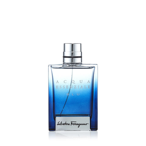 Acqua Essenziale Blu Eau de Toilette Spray for Men by Ferragamo 3.4 oz.