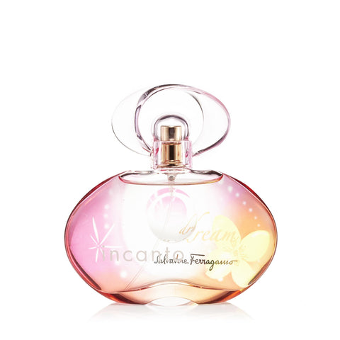 Incanto Dream Eau de Toilette Spray for Women by Ferragamo 3.4 oz.