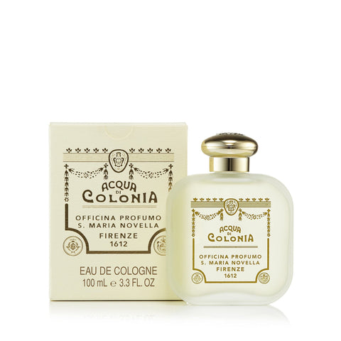 Acqua Di Colonia Fieno Eau de Cologne Splash Unisex by Santa Maria Novella 3.3 oz.