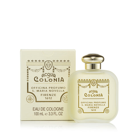 Acqua Di Colonia Frangipane Eau de Cologne Splash for Women by Santa Maria Novella 3.3 oz.