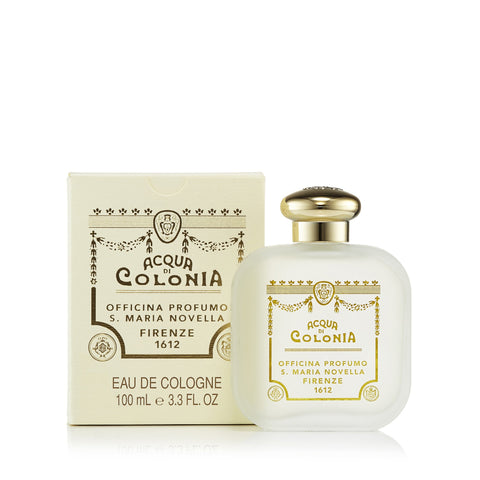 Acqua Di Colonia Rosa Eau de Cologne Splash for Women by Santa Maria Novella 3.3 oz.