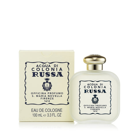 Acqua Di Colonia Russa Eau de Cologne Splash for Men by Santa Maria Novella 3.3 oz.