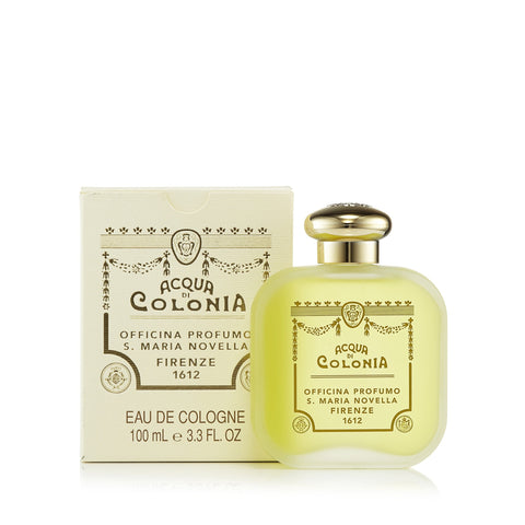 Acqua Di Colonia Zagara Eau de Cologne Splash for Women by Santa Maria Novella 3.3 oz.