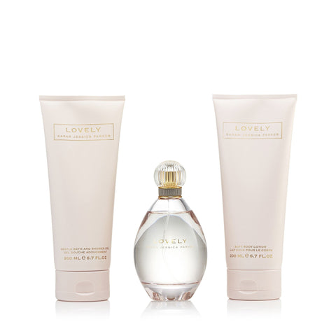 Lovely Set for Women by Sarah Jessica Parker 3.4 oz.