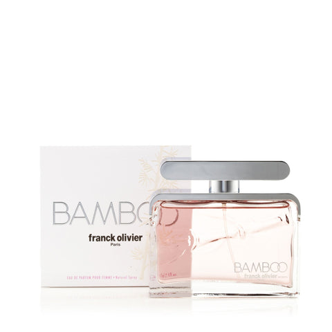 Bamboo Eau de Parfum Womens Spray 2.5 oz.