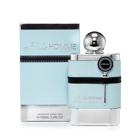 Blue Homme Eau de Toilette Mens Spray 3.4 oz.