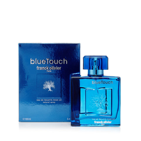 Blue Touch Eau de Toilette Mens Spray 3.3 oz.