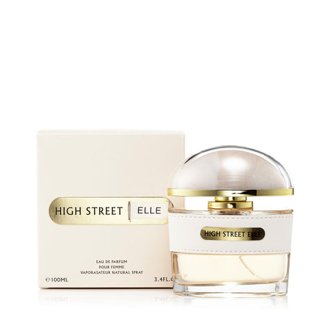 High Street Elle Eau de Parfum Womens Spray 3.4 oz.
