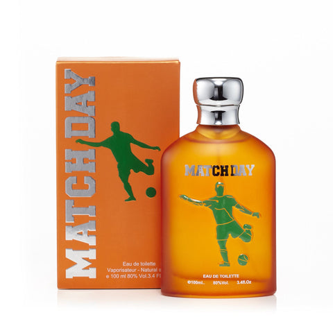 Match Day Orange Eau de Toilette Mens Spray 3.4 oz.