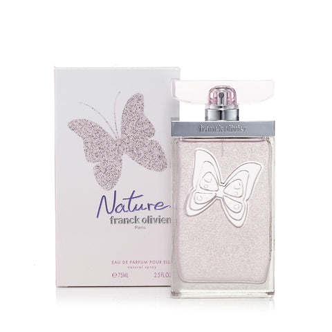Nature By Frank Olivier Eau de Parfum Womens Spray 2.5 oz.