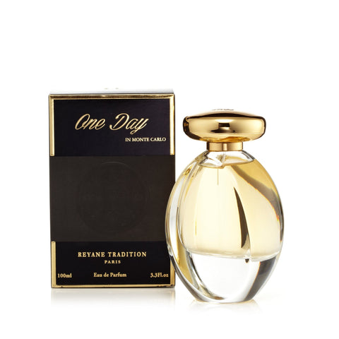 One Day In Monte Carlo Eau de Parfum Womens Spray 3.4 oz.