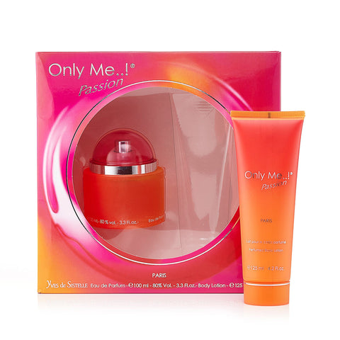 Only Me Passion Gift Set Womens  4.2 oz.