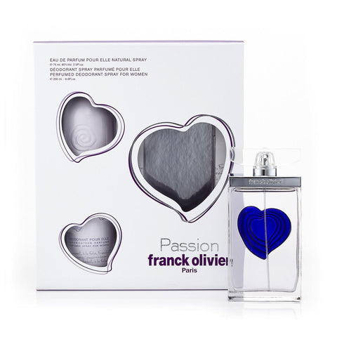 Passion By Franck Olivier Gift Set Womens  2.5 oz.