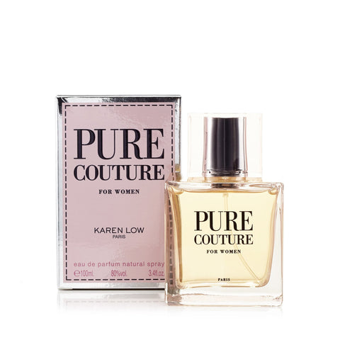 Pure Couture Eau de Parfum Womens Spray 3.4 oz.