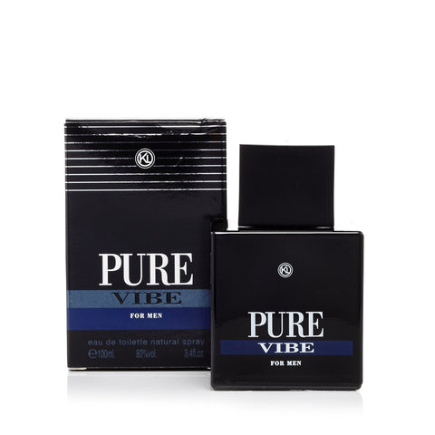 Pure Vibe Eau de Toilette Mens Spray 3.4 oz.