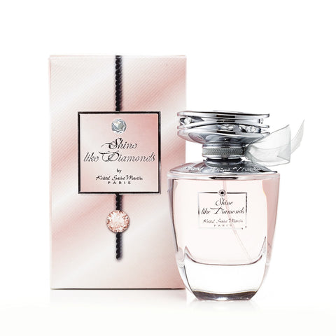 Shine Like Diamonds Eau de Parfum Womens Spray 3.3 oz.