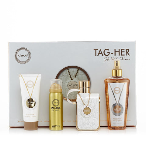 Tag Her Gift Set Womens  3.4 oz.