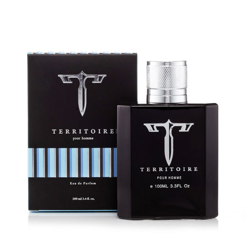 Territoire Blue Eau de Parfum Mens Spray 3.4 oz.image