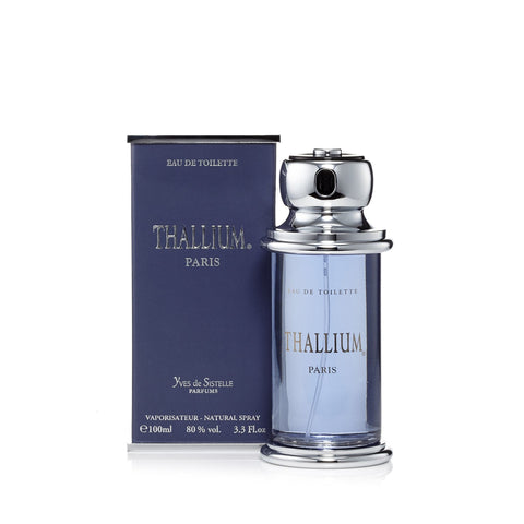 Thallium Eau de Toilette Mens Spray 3.3 oz.