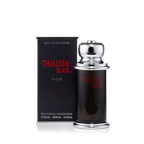 Thallium Black Eau de Toilette Mens Spray 3.3 oz.image