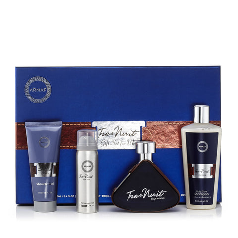 Tres Nuit Gift Set Mens  3.4 oz.