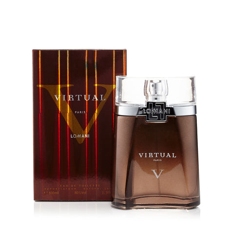 Virtual Eau de Toilette Mens Spray 3.3 oz.