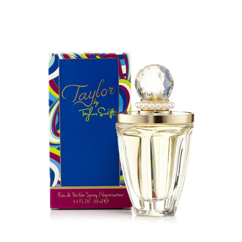 Taylor Swift Taylor Eau de Parfum Womens Spray 3.4 oz.