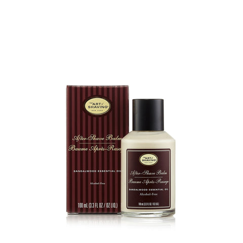 Sandalwood After Shave Balm by The Art of Shaving 3.3 oz.