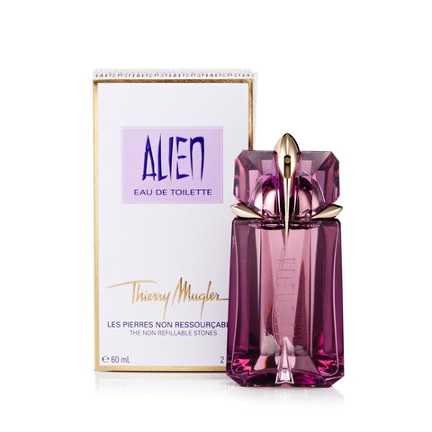 Alien Non Refillable Eau de Toilette Spray for Women by Thierry Mugler
