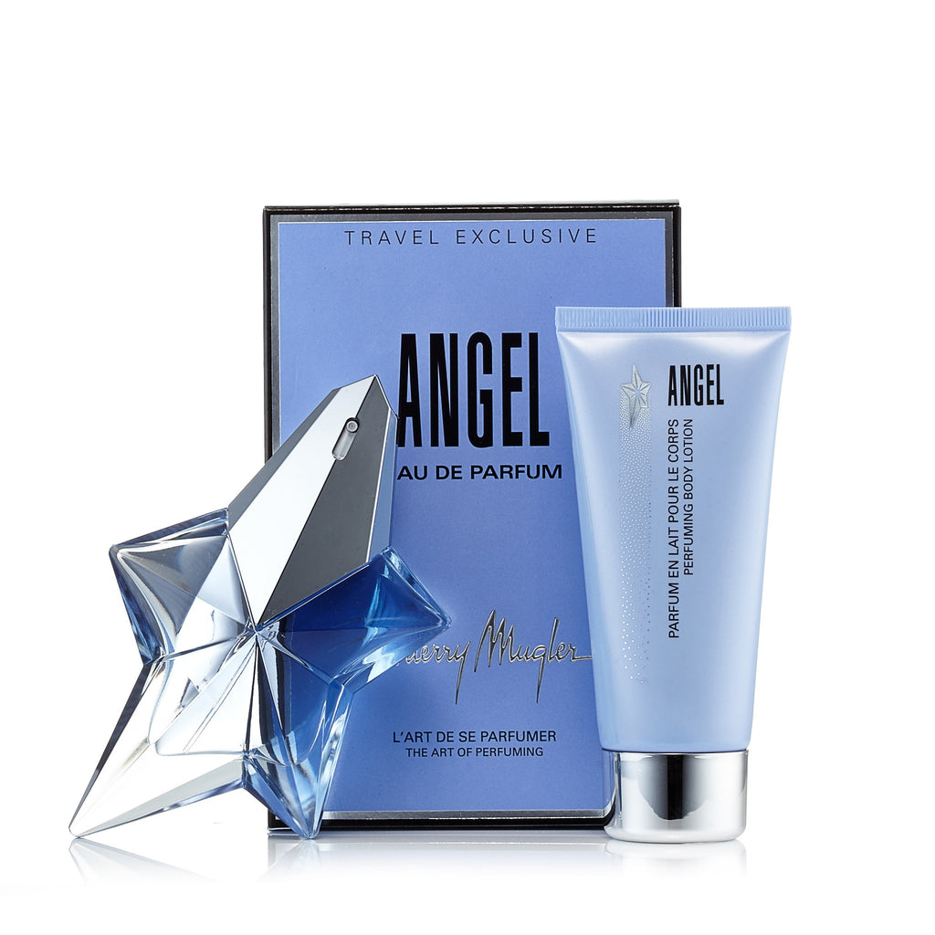 Angel Gift Set EDP and Body Lotion for Women by Thierry Mugler 1.7 oz.