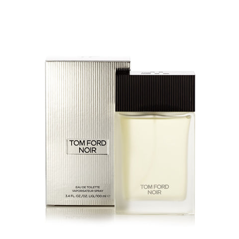 Tom Ford Noir Eau de Toilette Spray for Men by Tom Ford 3.4 oz.