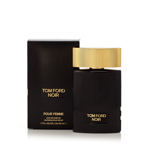 Noir Pour Femme Eau de Parfum Spray for Women by Tom Ford 1.7 oz.