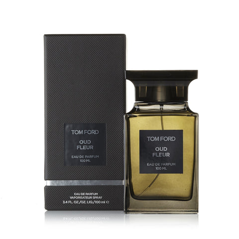 Oud Fleur Eau de Parfum Spray for Men by Tom Ford 3.4 oz.