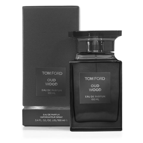 Oud Wood Eau de Parfum Spray for Men by Tom Ford 3.4 oz.