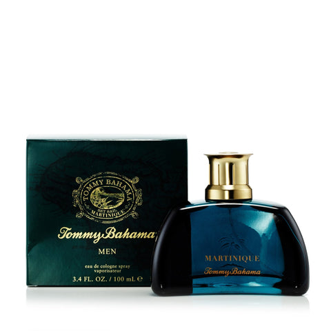 Set Sail Martinique Eau de Cologne Spray for Men by Tommy Bahama 3.4 oz.