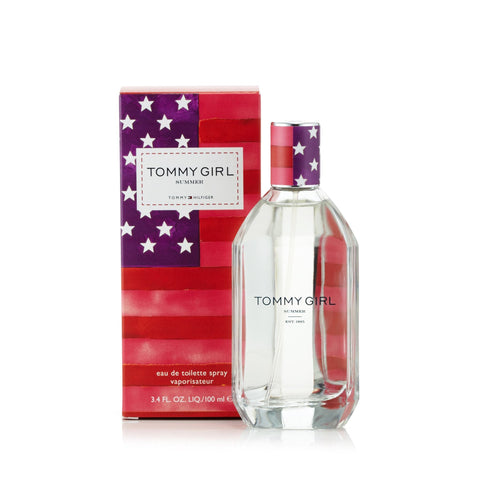 Tommy Girl Summer Eau de Toilette Spray for Women by Tommy Hilfiger 3.4 oz.image